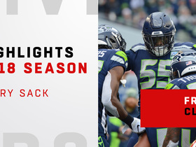 Every Frank Clark sack | 2018 season