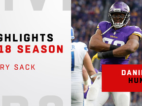 Every Danielle Hunter sack | 2018 season