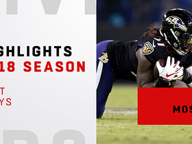 C.J. Mosley's best plays | 2018 season