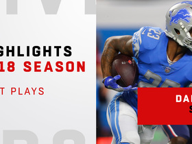 Darius Slay's best plays | 2018 season