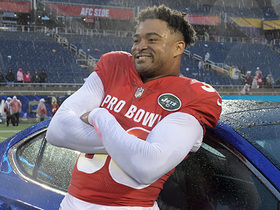 Jamal Adams on Pro Bowl: 'I definitely should've had three picks'
