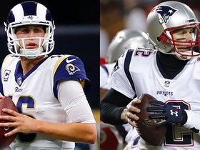 NFL-N-Motion: Comparing the similar throwing mechanics of Jared Goff, Tom Brady