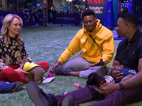 JuJu joins 'Total Access' to discuss A.B. ... with puppies