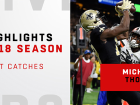 Michael Thomas' best catches | 2018 season