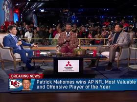 James Jones on Mahomes winning MVP: He was 'hands down' best player in NFL