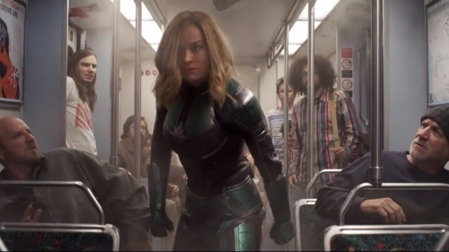Watch the new 'Captain Marvel' trailer