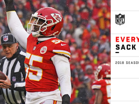 Every sack by Dee Ford | 2018 season