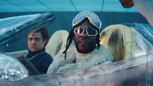 2 Chainz, Adam Scott star in Expensify App commercial