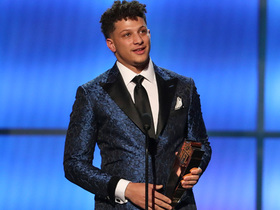 Watch Patrick Mahomes' full MVP speech at NFL Honors