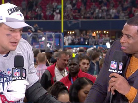 Gronk to Prime: 'Bill (Belichick) said he's partying tonight'