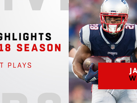 James White's best plays | 2018 season