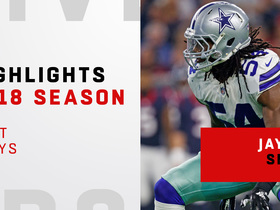 Jaylon Smith's best plays | 2018 season