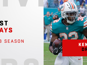Kenyan Drake's best plays | 2018 season