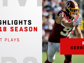 Ryan Kerrigan's best plays | 2018 season