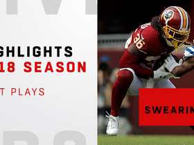 D.J. Swearinger's best plays | 2018 season