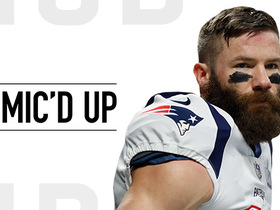 Mic'd Up: Players react to Brandin Cooks' would-be TD | Super Bowl LIII