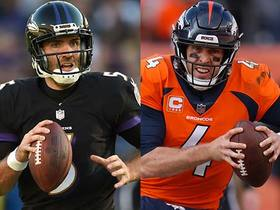 How does Flacco trade affect Foles, Keenum?