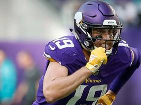 Garafolo: Vikings have leverage in extension talks with Adam Thielen
