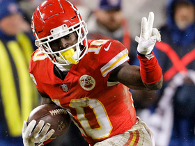 Rapoport: Chiefs, Tyreek Hill working on 'massive deal' that could make him highest-paid WR in NFL