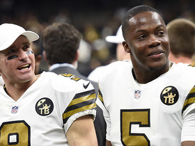 Slater: Saints believe Teddy Bridgewater can be Brees' 'heir apparent'
