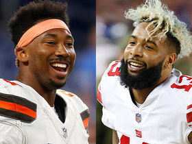 Myles Garrett on OBJ's trade to Browns: 'It's amazing for us'