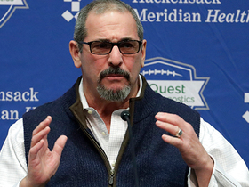 Dave Gettleman explains the Giants' decision to trade OBJ
