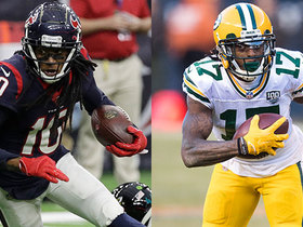 Fabiano's top 10 fantasy wide receivers for 2019