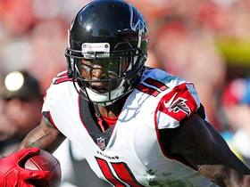 Rapoport: Falcons, Jones are making 'some progress' in contract talks