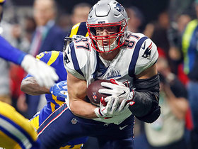 Schrager: Gronk is the greatest TE to ever play the game
