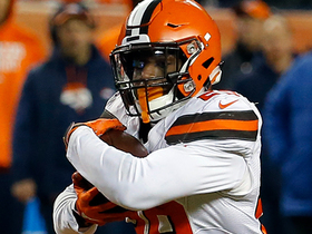 Garafolo: Browns will listen to all trade offers for Duke Johnson