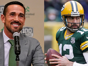 Rapoport explains why B/R article 'probably will help' LaFleur, Rodgers going forward