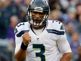 Wilson agrees to four-year contract extension with Seahawks