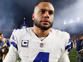 Slater: Cowboys not planning to 'break the bank' for Dak Prescott