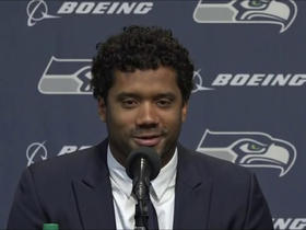 Russell Wilson: 'My goal is to play 20 years'