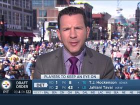 Rapoport: Three veterans who could be traded after Day 2 of 2019 draft