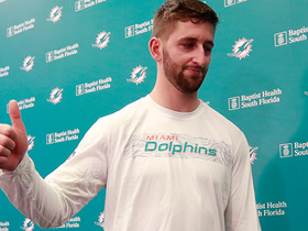 Rosen jokes the chip on his shoulder 'might tip over'