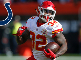 Pelissero: Spencer Ware signing adds 'competition' in Colts' RB room