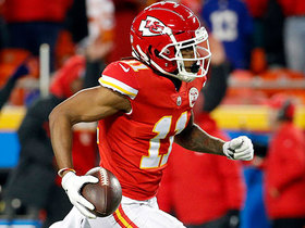 Palmer highlights Chiefs WR who could make 'big jump' in 2019