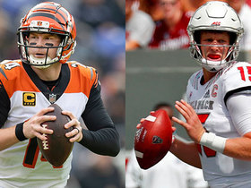 Schrager explains the Andy Dalton-Ryan Finley dynamic in Cincinnati