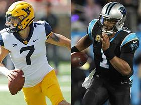 What does Will Grier's arrival mean for Cam Newton in Carolina?