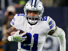 How should the Cowboys approach contract negotiations with Zeke?