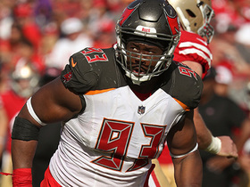Rapoport details potential next steps for Gerald McCoy in Tampa Bay