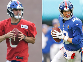 Battista: Giants don't want Eli to take a mentorship role for Jones in '19