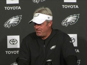Doug Pederson previews Wentz's participation in OTAs
