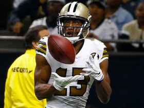 Burleson: Michael Thomas has third-best hands in NFL