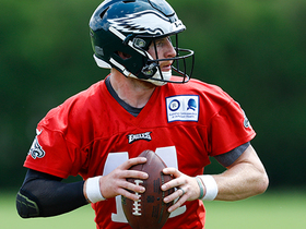 Mike Garafolo: We're going to see the '2017 (Carson) Wentz' in 2019
