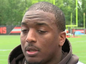 Duke Johnson explains why 'nothing has changed' on trade request