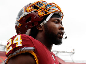 Pelissero: Josh Norman looked to be in 'mid-season form' at Redskins minicamp