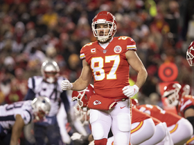Jeremiah ranks Travis Kelce as second-best red-zone target in NFL