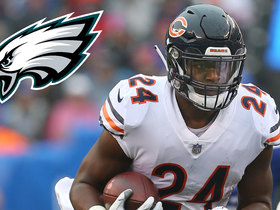 Is Jordan Howard vs. Bears the best grudge match of 2019?